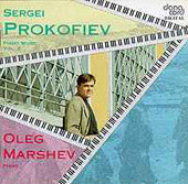 Oleg Marshev plays Sergei Prokofiev Vol 2