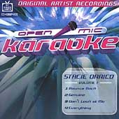 Open Mic Karaoke: Stacie Orrico, Vol. 1 [Enhanced] Karaoke
