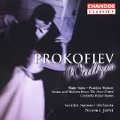 Prokofiev: Waltzes /Järvi, Royal Scottish National Orchestra