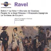 Ravel: Bolero, La Valse, etc / Haitink, Royal Concertgebouw