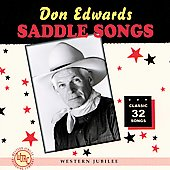 Don Edwards: Saddle Songs