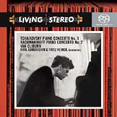 Tchaikovsky: Piano Concerto no 1, etc / Van Cliburn, et al