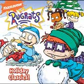 Various Artists: Rugrats Holiday Classics