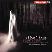 Sibelius: Tone Poems / Gibson, Scottish National Orchestra