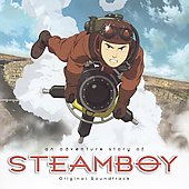 Steve Jablonsky: Steamboy [Original Soundtrack]