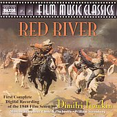 Film Music Classics - Tiomkin: Red River