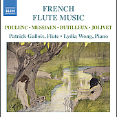 French Flute Music / Gallois, Wong