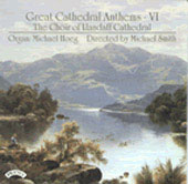 Great Cathedral Anthems Vol 6 / Hoeg, Smith, et al