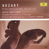 Mozart Collection - Piano Concertos 14, etc / Pires, et al