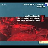 Hindemith: The Long Christmas Dinner / Janowski, et al