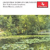 Nielsen: Orchestral Works / Matson, NY Scandia Symphony