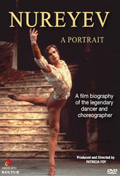 Rudolf Nureyev - A Portrait: A television biography from 1993 including performance extracts from his greatest roles [DVD]