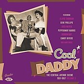 Various Artists: Cool Daddy: The Central Avenue Scene 1951-1957, Vol. 3