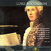 Boccherini: Quintets for Guitar / Martínez, et al