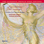 Hyperion French Song Edition - L'Invitation au voyage