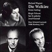 Wagner: Die Walkure - Highlights / Greindl, Nilsson, et al