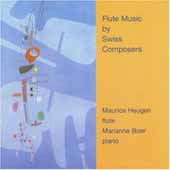 Flute Music by Swiss Composers / Maurice Heugen, Marianne Boer