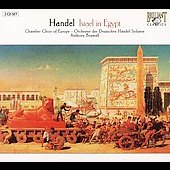 Handel: Israel In Egypt / Bramall, Cornelius, et al