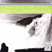 Brahms: Symphony no 1, etc / Mandeal, Bucharest PO