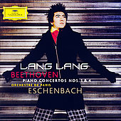 Beethoven: Piano Concertos 1 & 4 / Lang Lang, et al