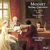 Mozart: String Quartets / Chilingrian String Quartet