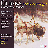 Glinka: Kamarinskaya, Orchestral Dances / Lebedeva