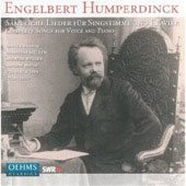 Humperdinck: Complete Songs / Rubens, M&uuml;ller, Weller, et al