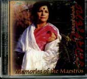 Banani Ghosh: Memories of the Maestros *