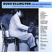 Duke Ellington: Live in Zurich Switzerland: 2.5.1950