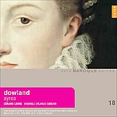 Dowland: Ayres / G&eacute;rard Lesne, Ensemble Orlando Gibbons