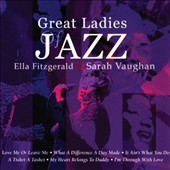Ella Fitzgerald/Sarah Vaughan: Great Ladies of Jazz [United Multi License]