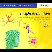Jeffrey D. Thompson: Brainwave Suite: Insight and Intuition [Slimline]