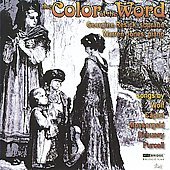 The Color of the World - Wolf, Caplet, Mussorgsky, Debussy, Purcell, et al / Georgine Resick, Warren Jones