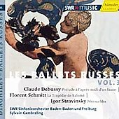 Les ballets Russes Vol 3 - Debussy, Schmitt, Stravinsky / Cambreling, Southwest German RSO, et al