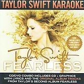 Taylor Swift: Fearless: Karaoke [CD+G/DVD]