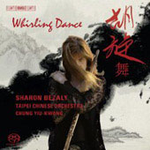 Whirling Dance / Sharon Bezaly