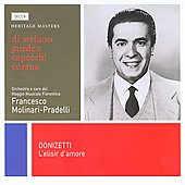 Heritage Masters - Donizetti: L'Elisir d'Amore, / G&uuml;den, di Stefano, Corena