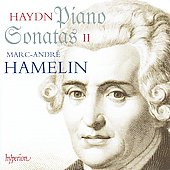 Haydn: Piano Sonatas Vol 2 / Marc-Andr&eacute; Hamelin