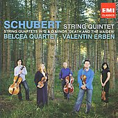 Schubert: String Quintet; Quartet In G; Quartet In D Minor