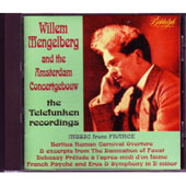 Mengelberg Conducts French Music