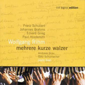 Wolfgang Rihm: Mehrere kurze Walzer