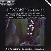 A Swedish Serenade / Salonen, Stockholm Sinfonietta