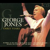 George Jones: Early Years [Box]
