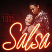 Various Artists: DJ Lubi Presents 100% Salsa