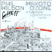 Makoto Ozone/Phil Wilson: Live at the Berklee Performance Center