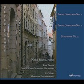 Peter Farmer: Piano Concerto Nos. 1 & 2; Symphony No. 3