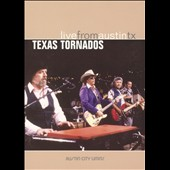 Texas Tornados: Live from Austin TX [DVD]