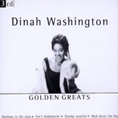 Dinah Washington: Golden Greats