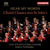 Hear My Words: Choral Classics