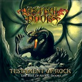Astral Doors: Testament of Rock: The Best of Astral Doors [Digipak]